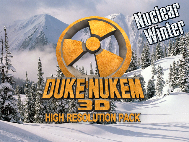 Duke: Nuclear Winter Plus Splash Screen